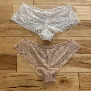 Victoria Secret panty bundle!